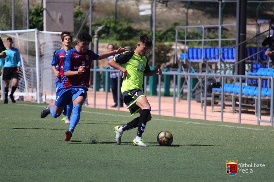 Juvenil A - Real Murcia CF 21
