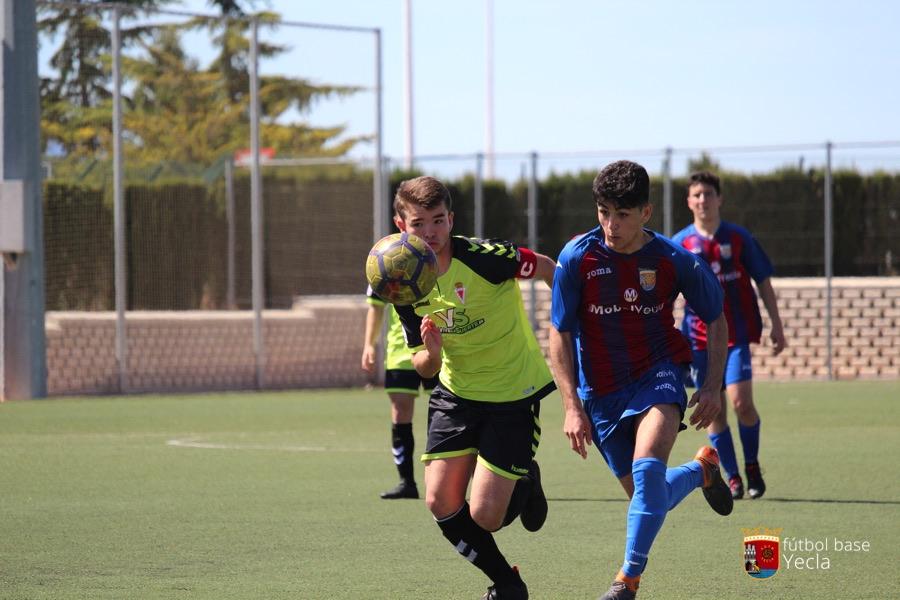 Juvenil A - Real Murcia CF 22