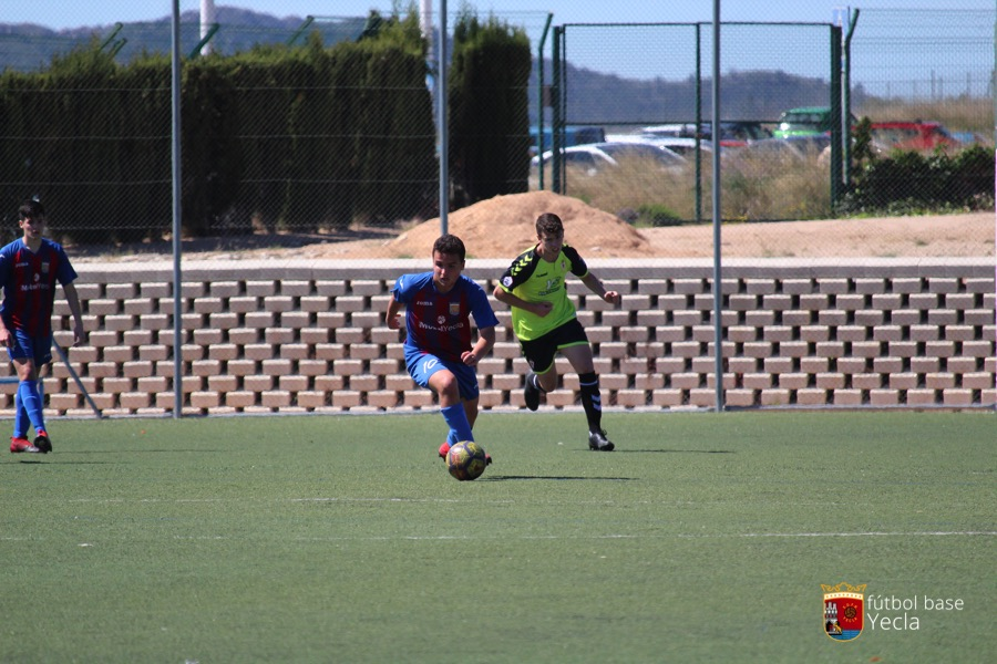 Juvenil A - Real Murcia CF 23
