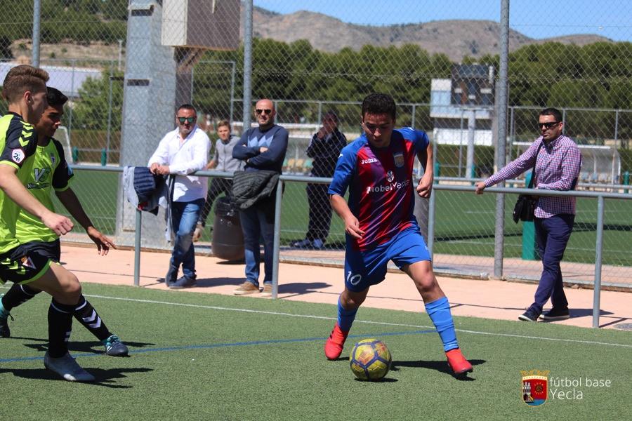 Juvenil A - Real Murcia CF 34