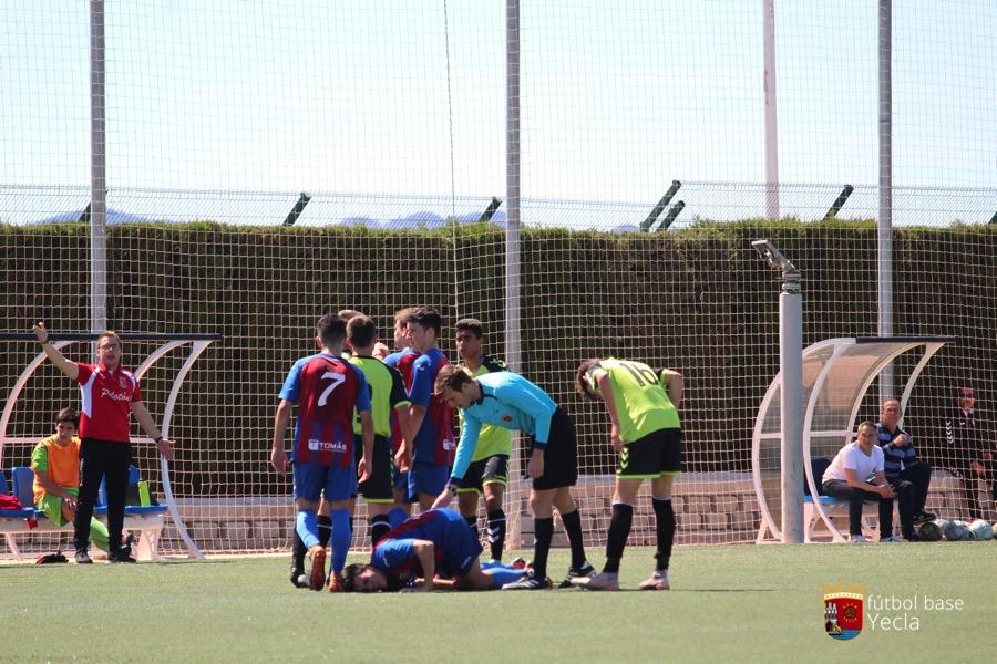 Juvenil A - Real Murcia CF 36
