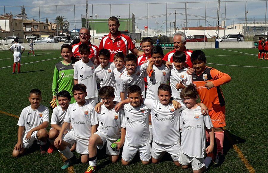 Atletico Torreño - Benjamin