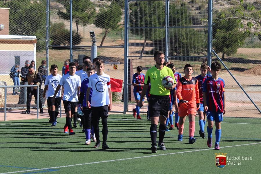 Infantil A - San Miguel 01