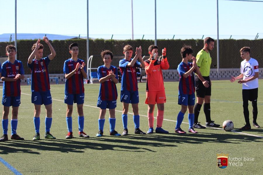 Infantil A - San Miguel 02