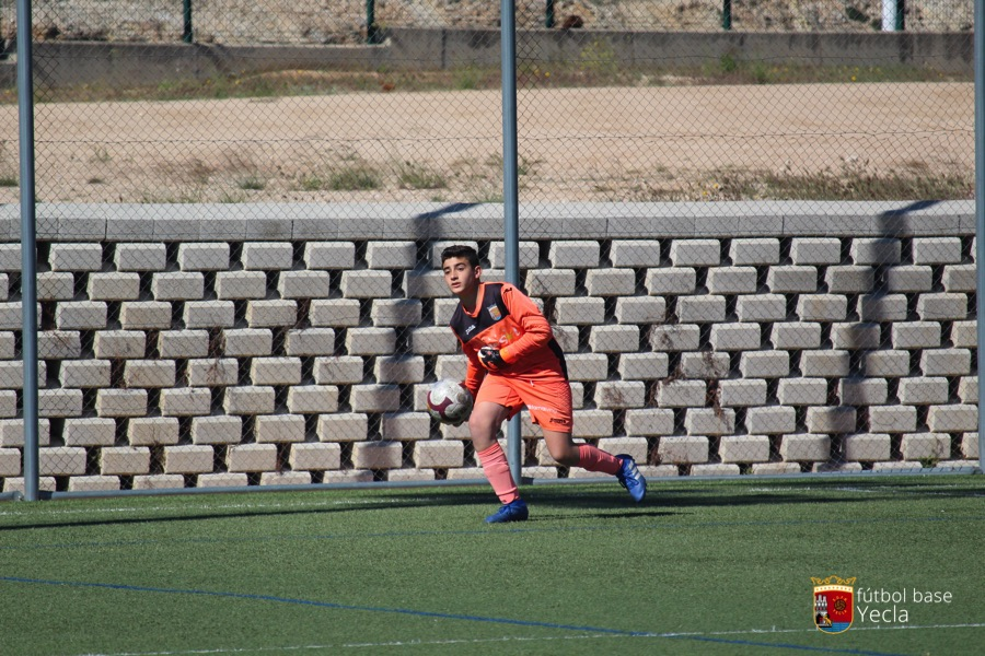 Infantil A - San Miguel 07