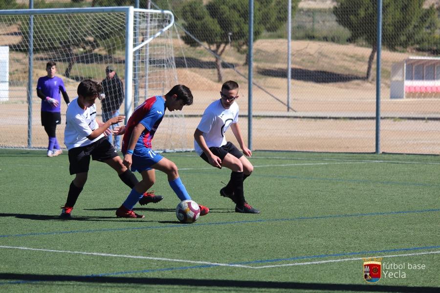 Infantil A - San Miguel 10