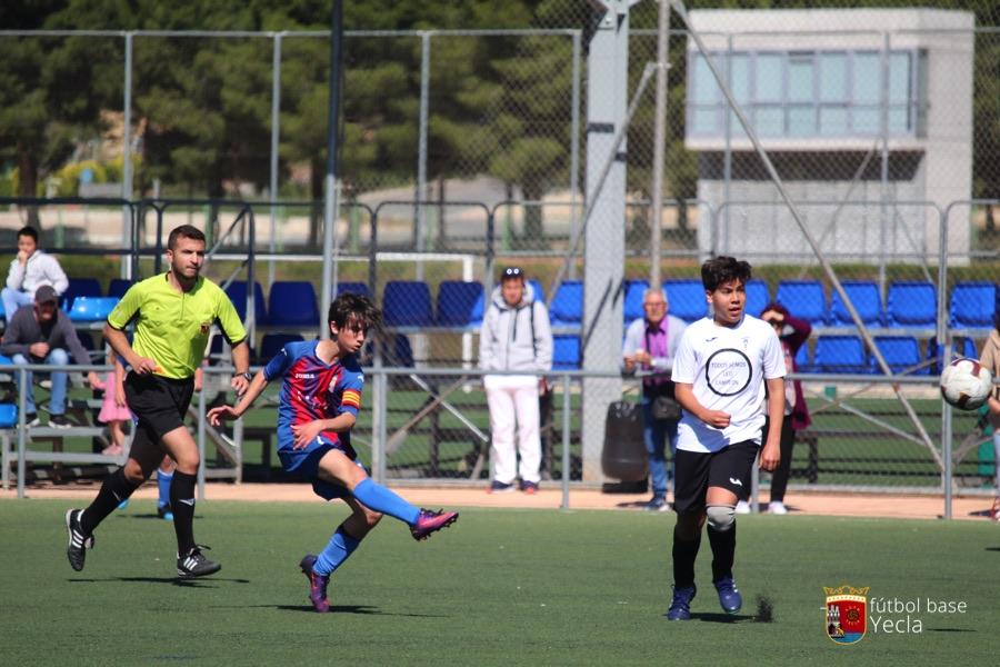 Infantil A - San Miguel 13