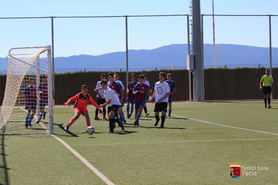 Infantil A - San Miguel 18