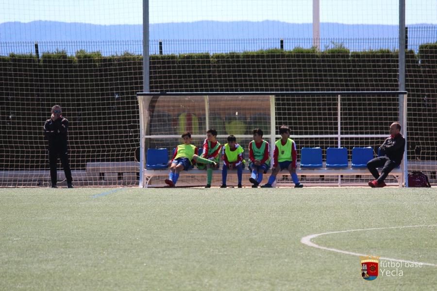 Infantil A - San Miguel 19
