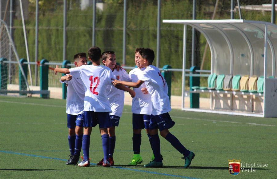 Alevin 1 - EF Murcia Promesas 07