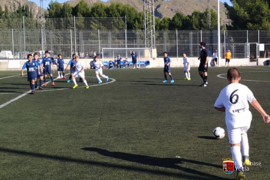 Archena FC - Benjamin 01