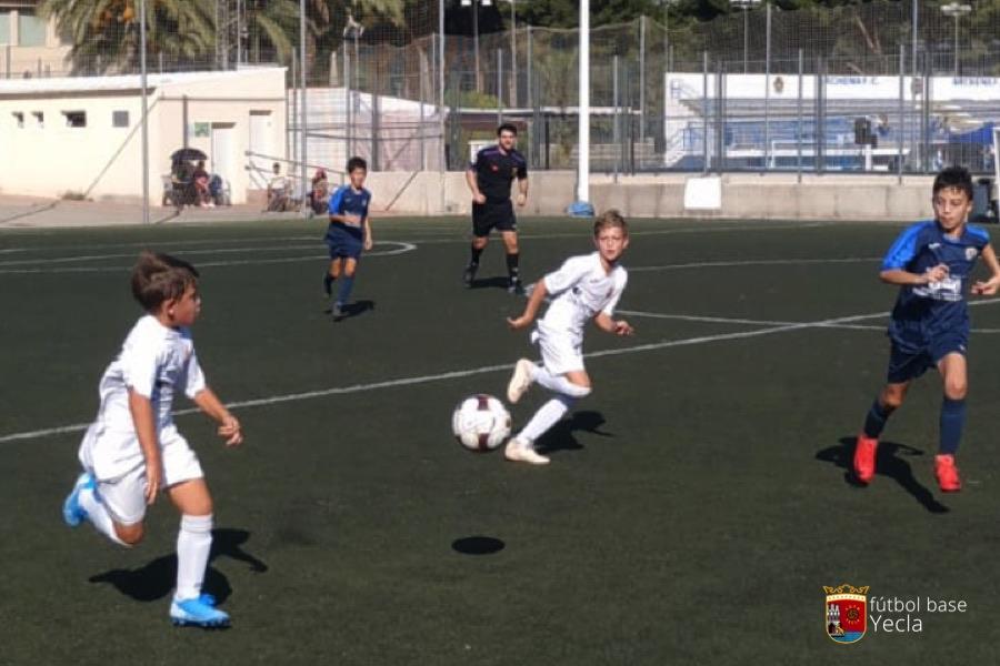 Archena FC - Benjamin02