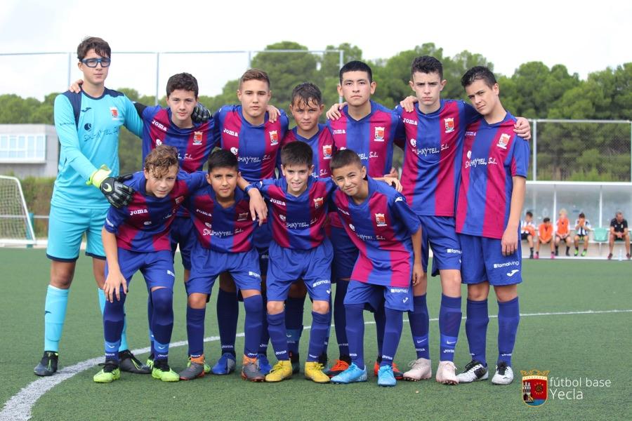 Infantil A - FC Cartagena 01