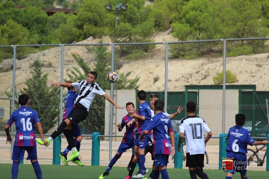 Infantil A - FC Cartagena 02