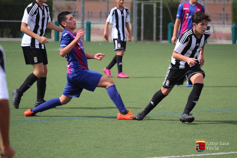 Infantil A - FC Cartagena 03