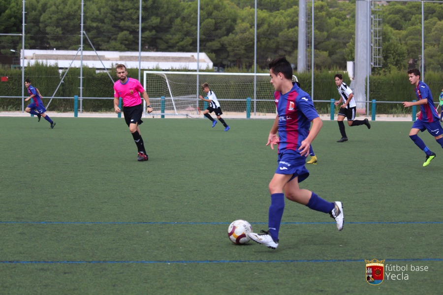 Infantil A - FC Cartagena 04