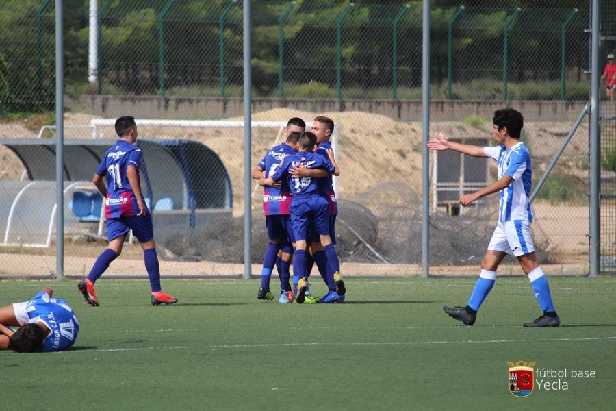 Infantil A - Lorca CFB 02