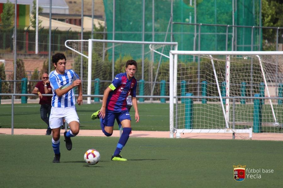 Infantil A - Lorca CFB 03