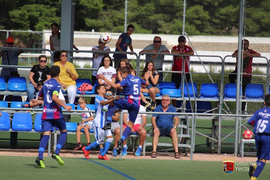 Infantil A - Lorca CFB 04