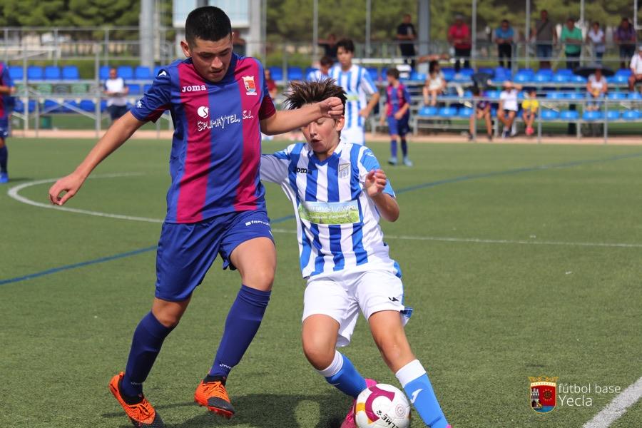 Infantil A - Lorca CFB 05