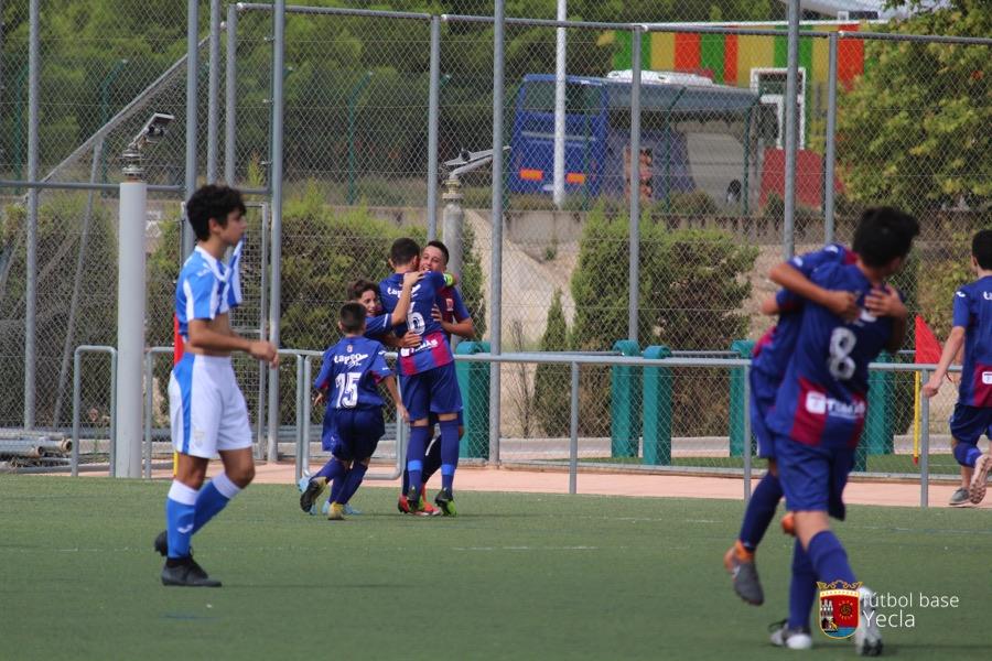 Infantil A - Lorca CFB 07