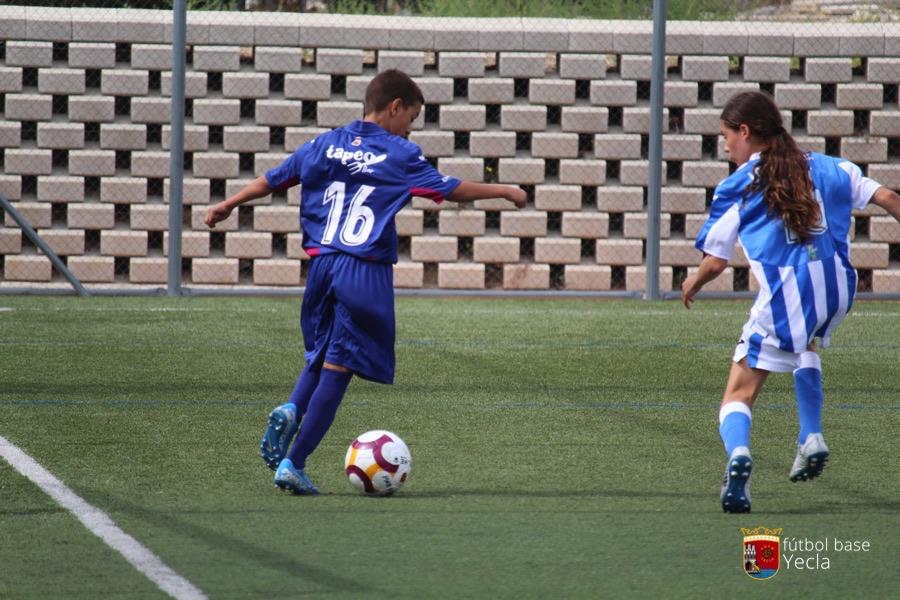 Infantil A - Lorca CFB 08