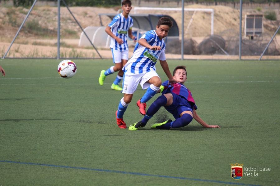 Infantil A - Lorca CFB 09