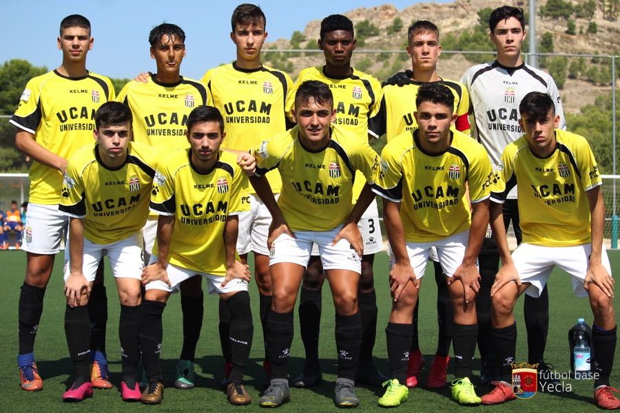 Juvenil A - Cartagena UCAM 04