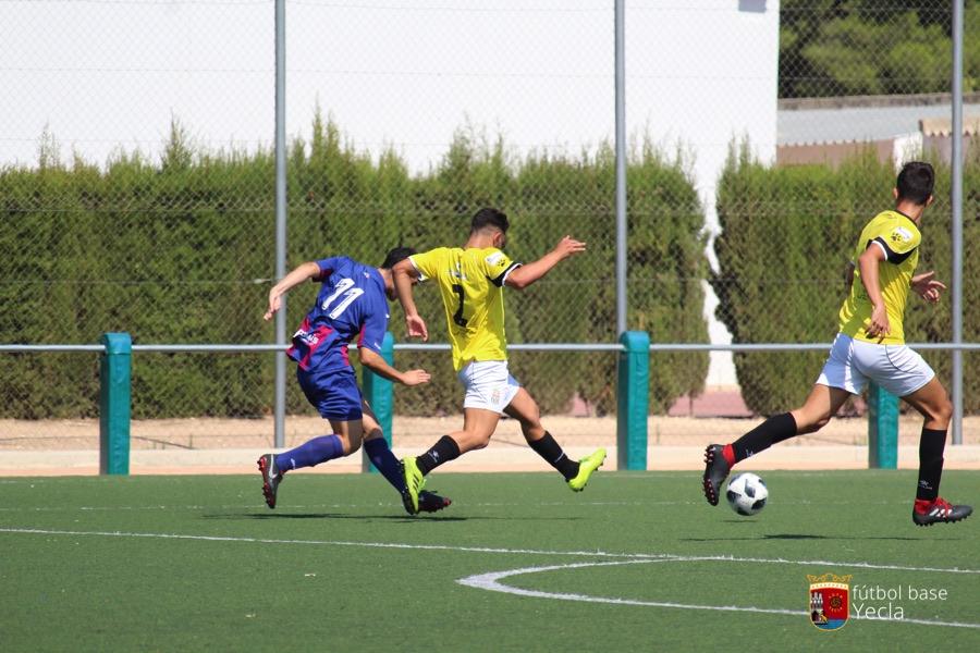 Juvenil A - Cartagena UCAM 08