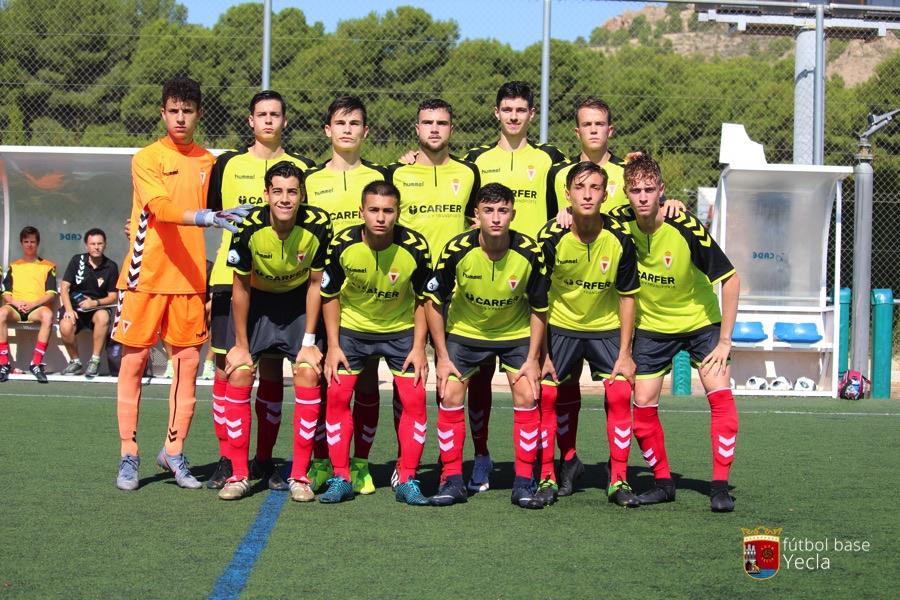Juvenil A - Real Murcia 02