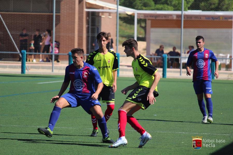 Juvenil A - Real Murcia 05