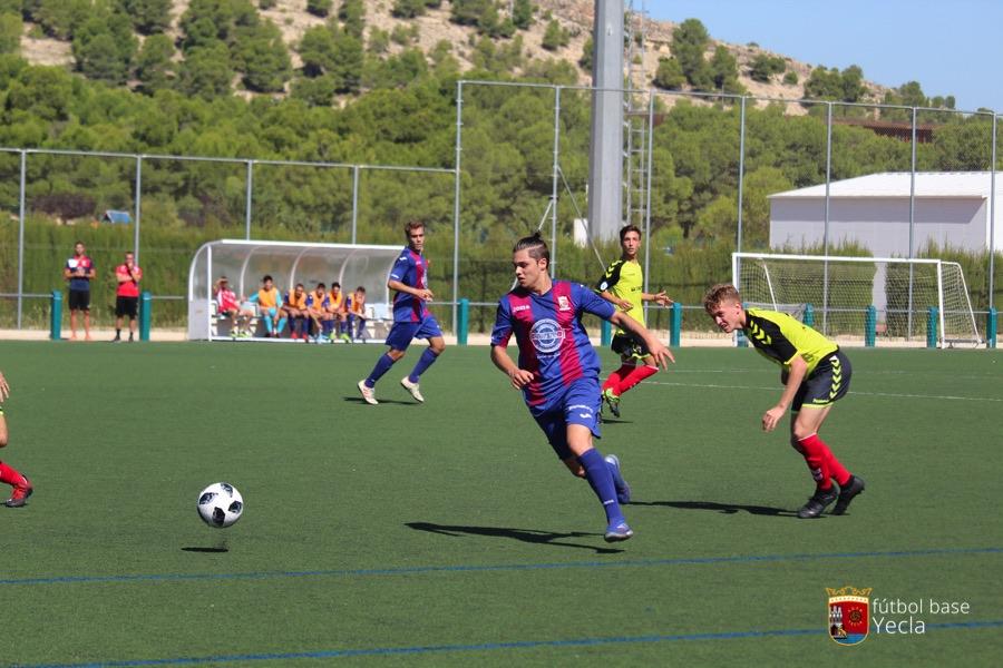Juvenil A - Real Murcia 07