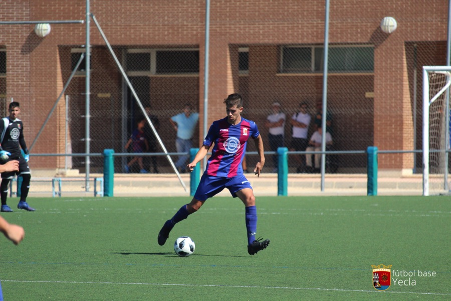 Juvenil A - Real Murcia 08