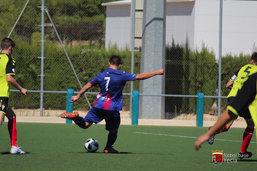 Juvenil A - Real Murcia 09