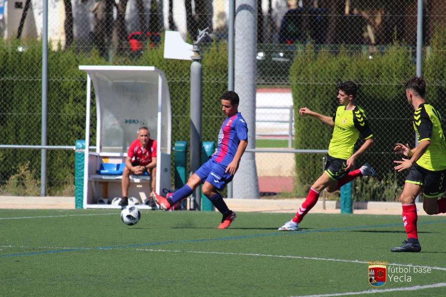 Juvenil A - Real Murcia 10