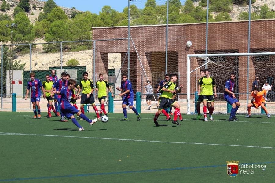 Juvenil A - Real Murcia 12