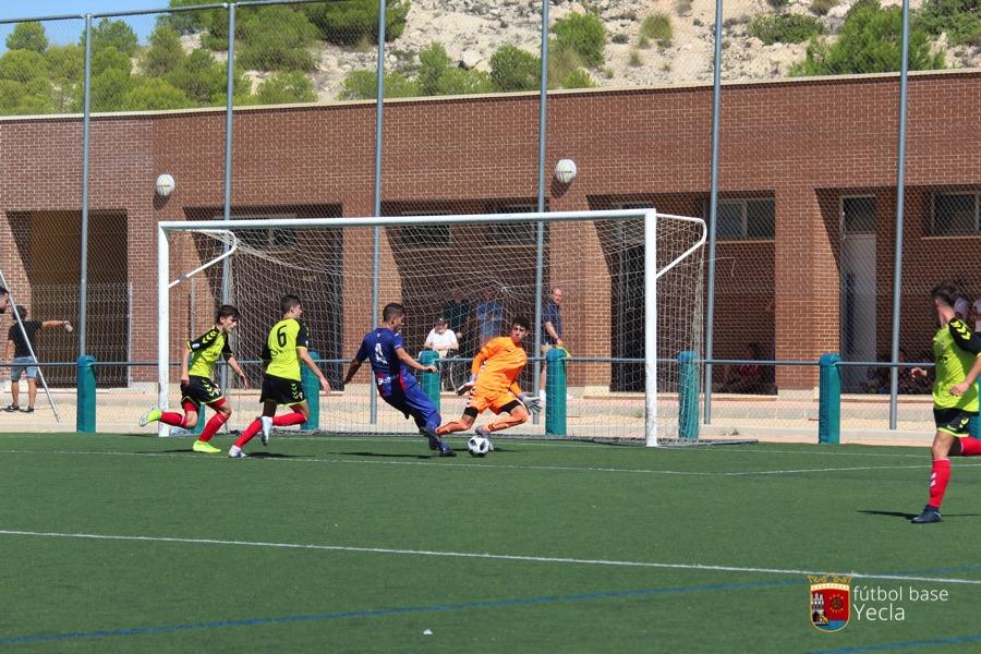 Juvenil A - Real Murcia 13
