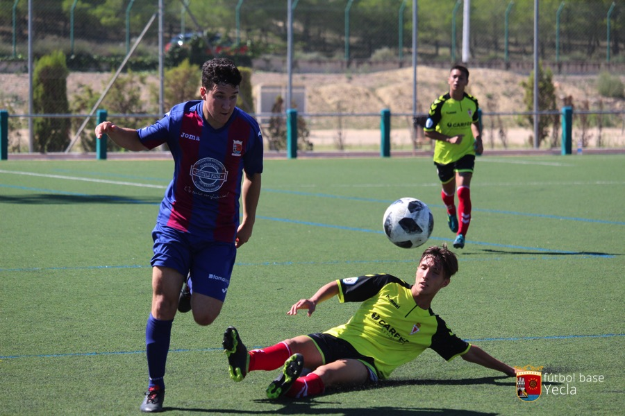 Juvenil A - Real Murcia 15