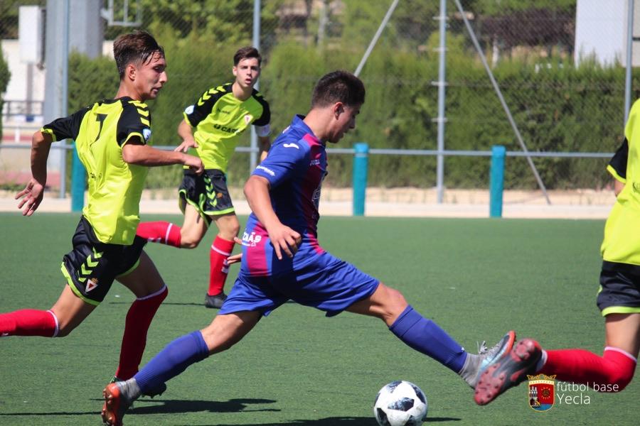 Juvenil A - Real Murcia 16