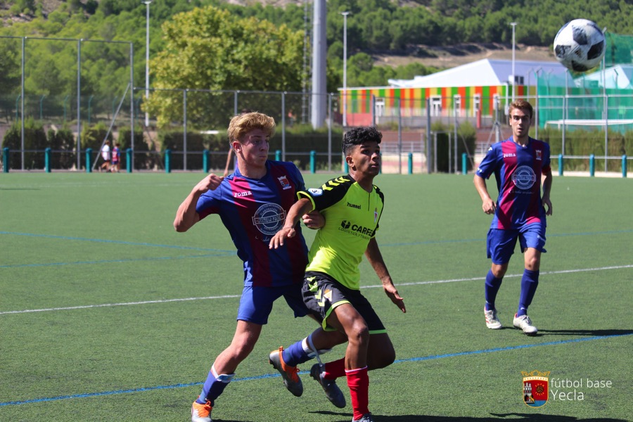 Juvenil A - Real Murcia 17