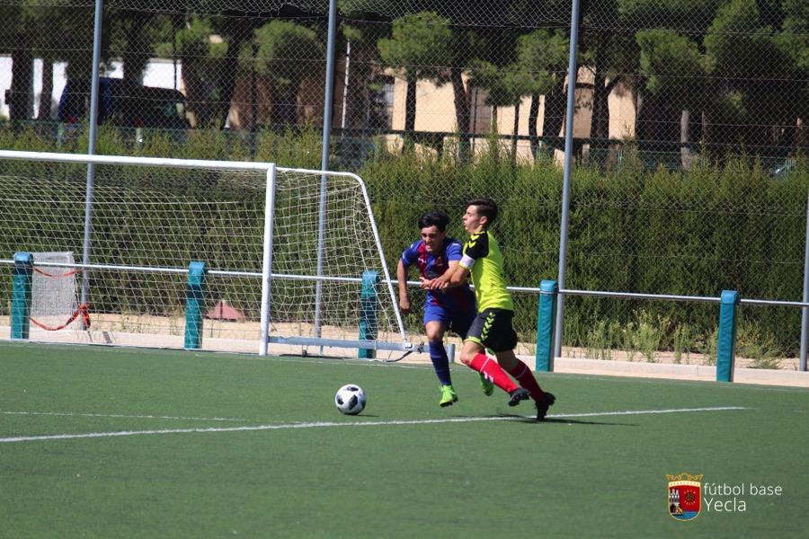 Juvenil A - Real Murcia 18