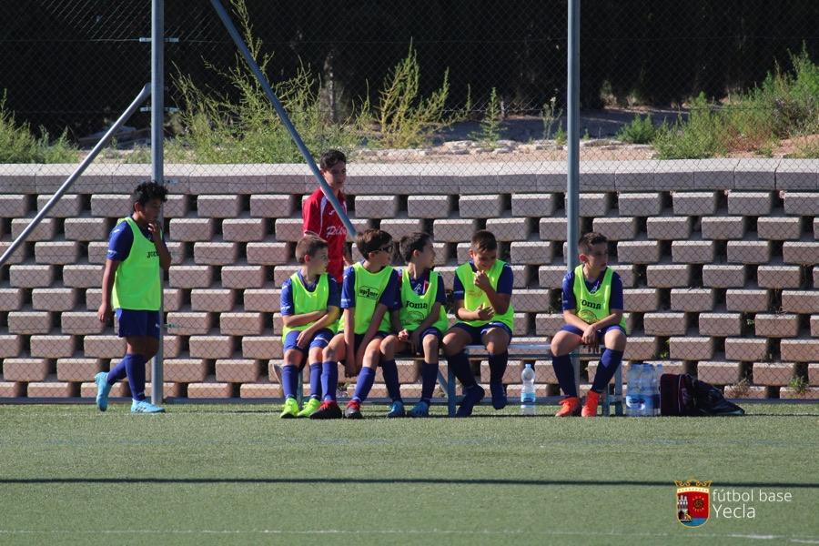 Alevin 1 - EF Altorreal 09