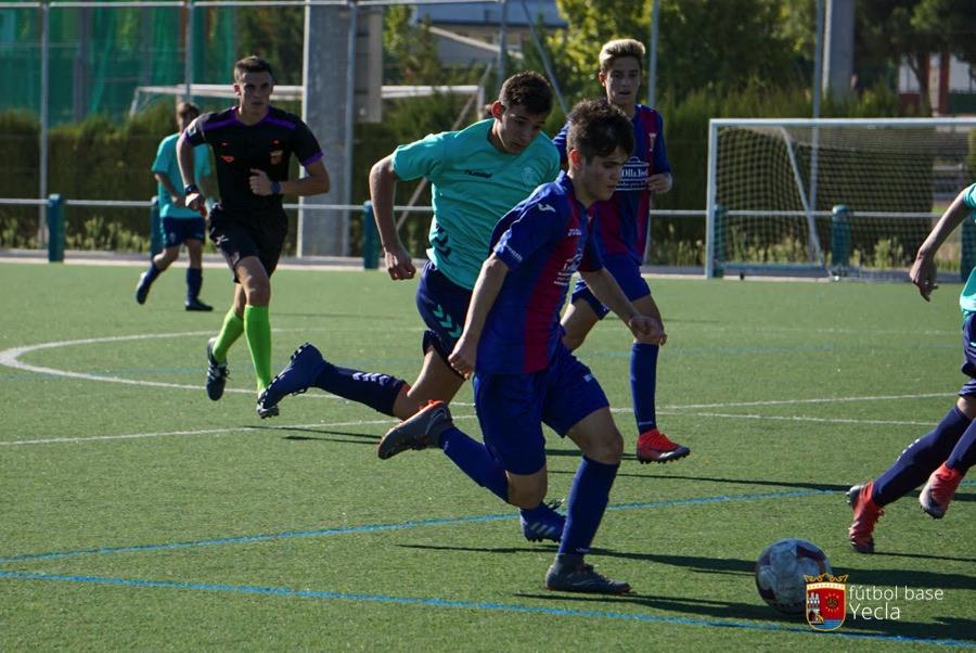 Cadete A - Real Murcia CF 02