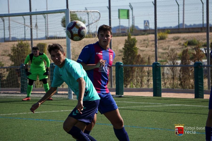 Cadete A - Real Murcia CF 08