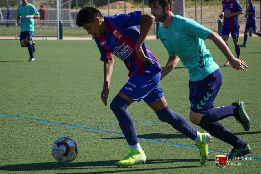 Cadete A - Real Murcia CF 09