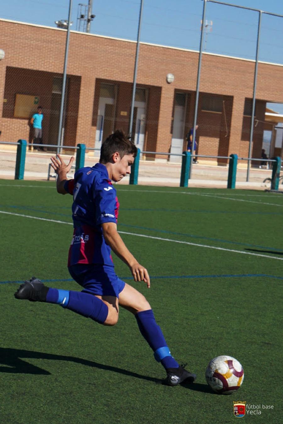 Cadete A - Real Murcia CF 10