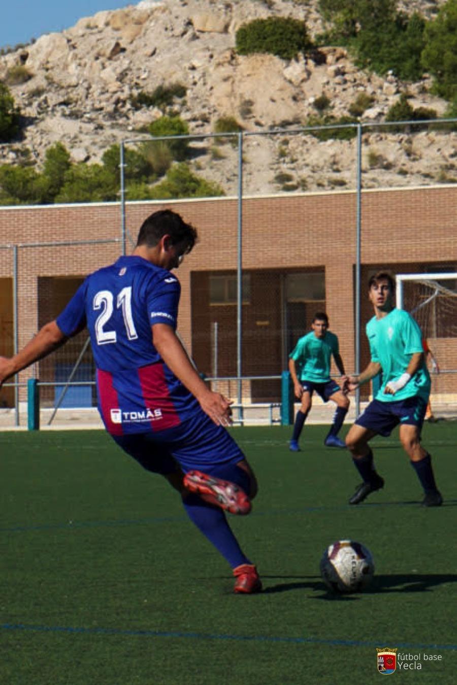 Cadete A - Real Murcia CF 13