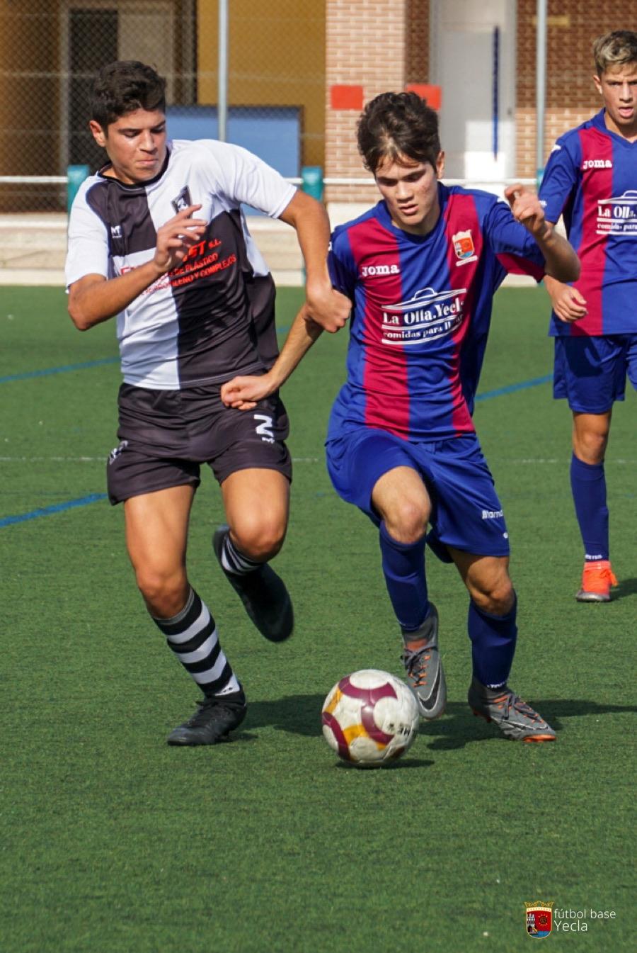 Cadete A - San Miguel 01