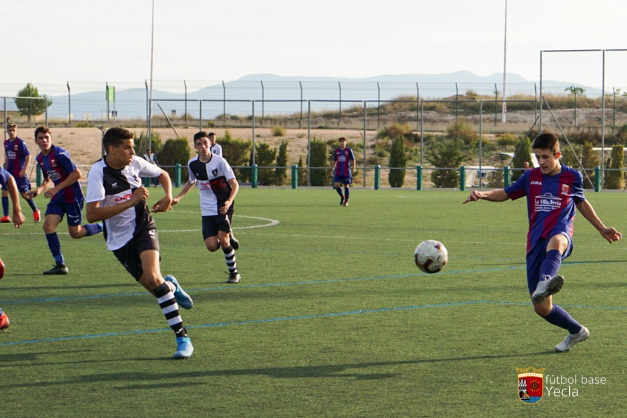 Cadete A - San Miguel 03