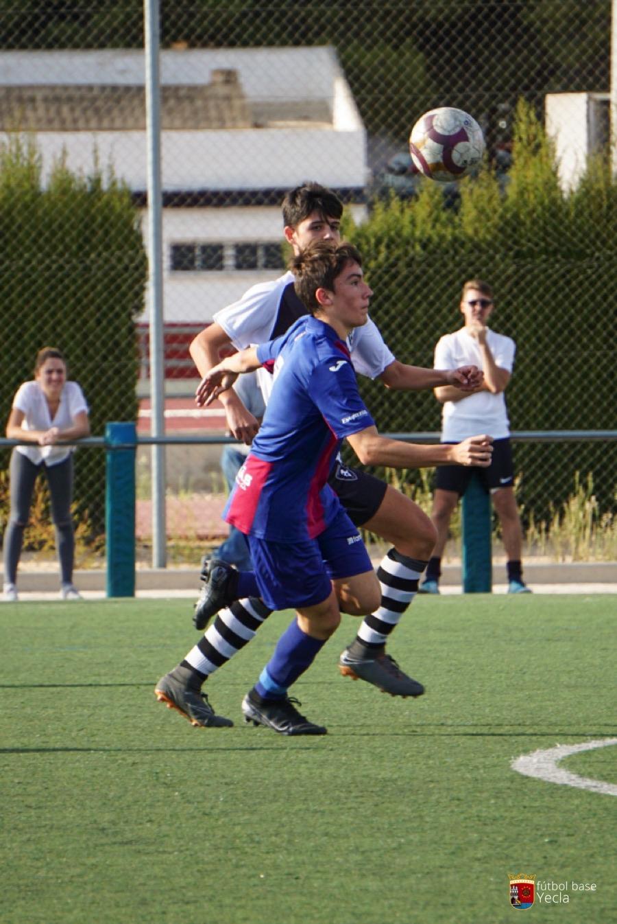 Cadete A - San Miguel 04